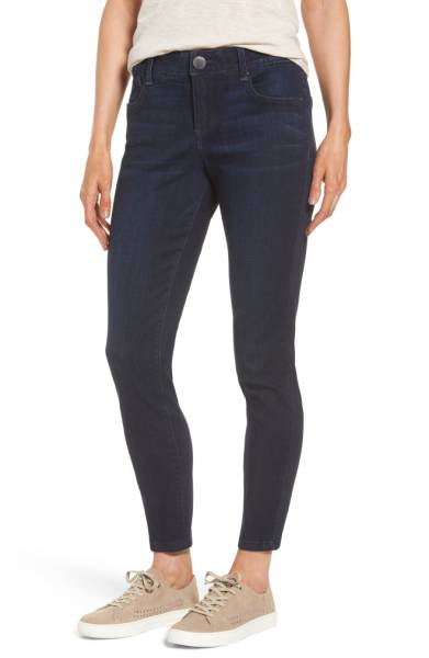 wit wisdom ab solution ankle skimmer jeans