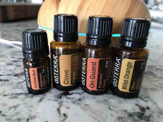 essential oil blend for fall