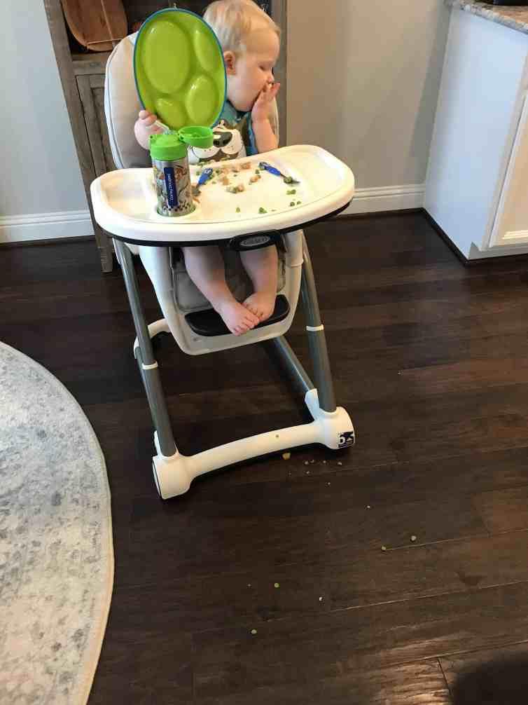 terrible twos toddler