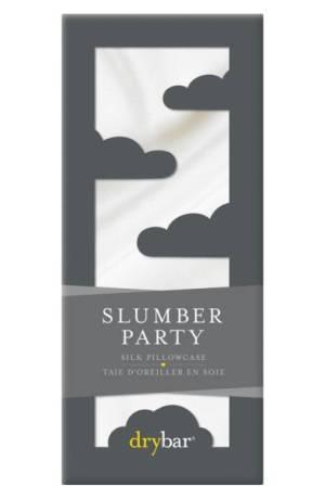Drybar Slumber Party Silk Pillowcase