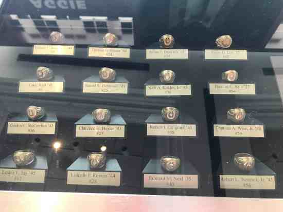 aggie rings muster