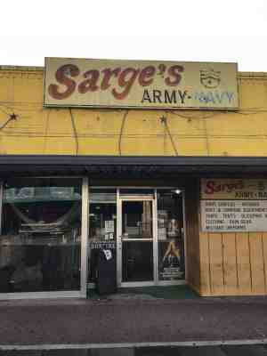 sarge's army texas a&m northgate