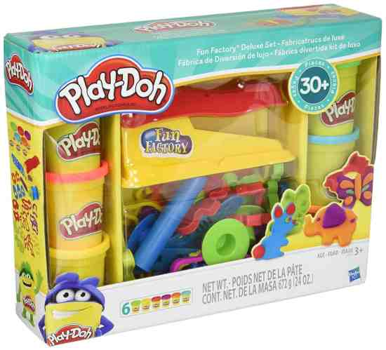 Play-Doh Factory Playset