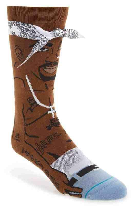 Tupac V2 Socks