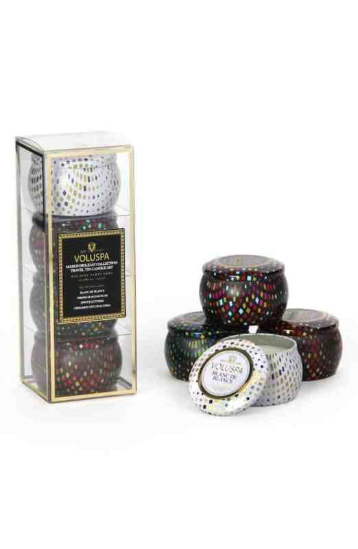 Volupsa Maison Travel Tin Candles