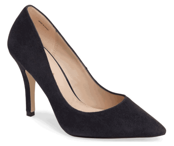 Pelle Moda Vally Pointy Toe Pump