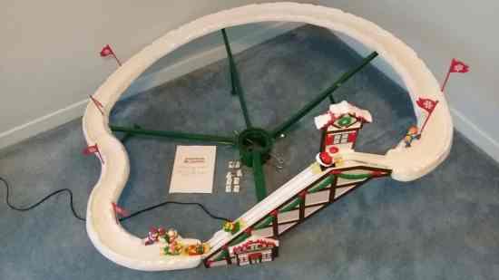 Santa's Ski Slope