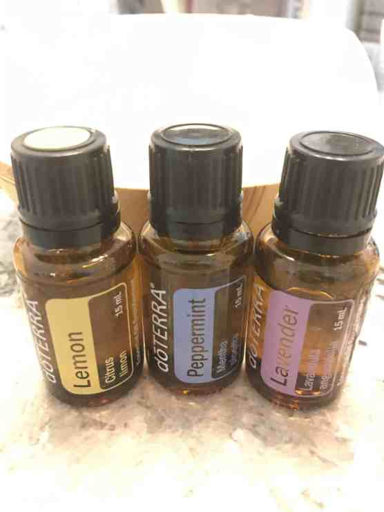 essential oil allergy blend