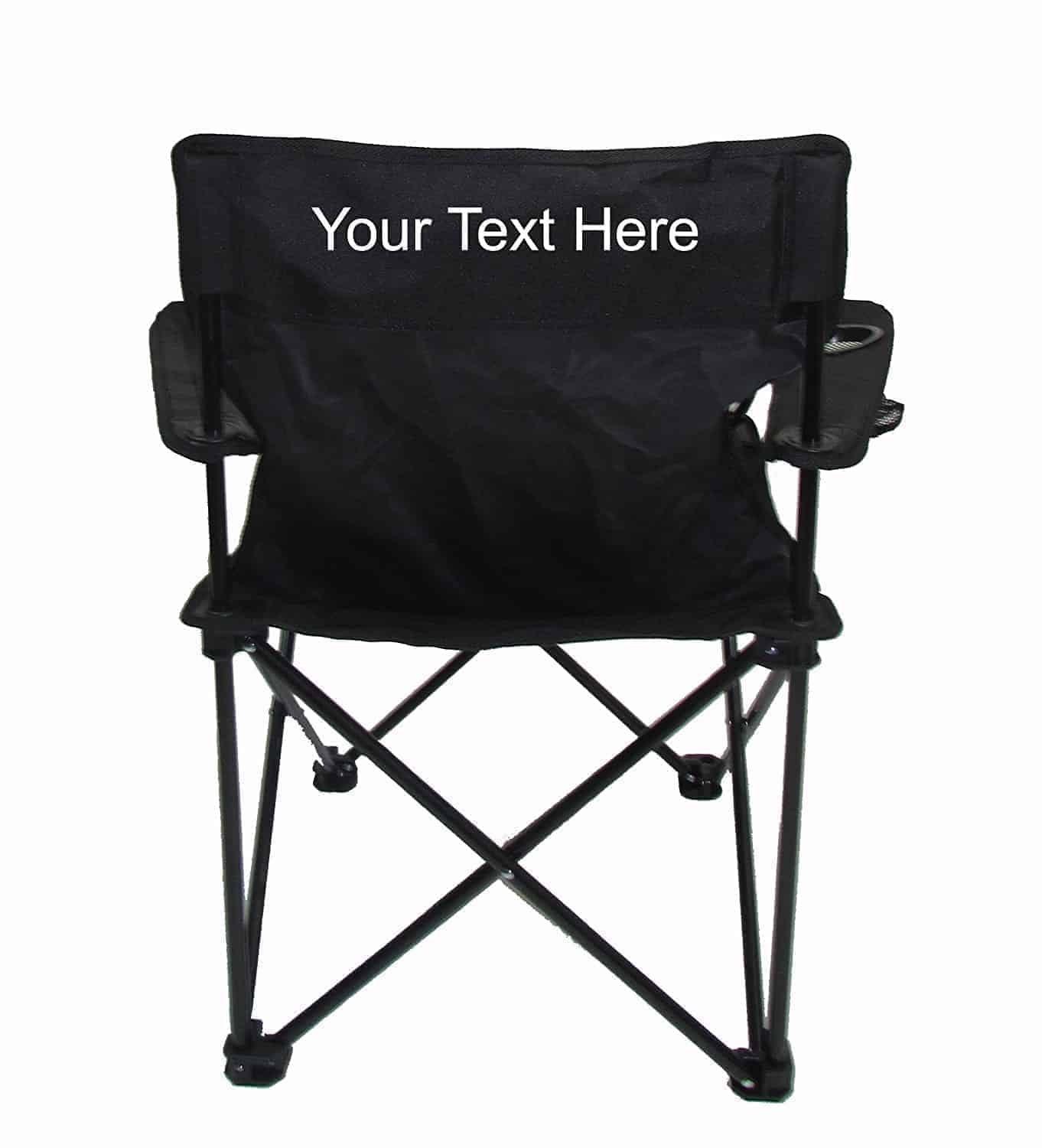 personalized travel chair