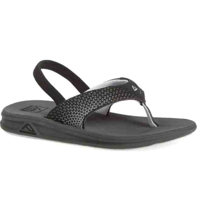 reef grom rover water friendly flip flop
