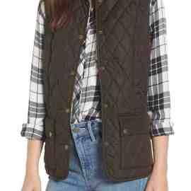 Barbour Saddleworth Quilted Vest