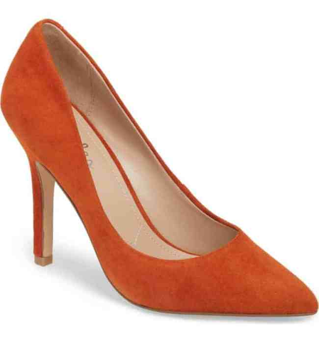 Charles David Maxx Pointy Toe Pump