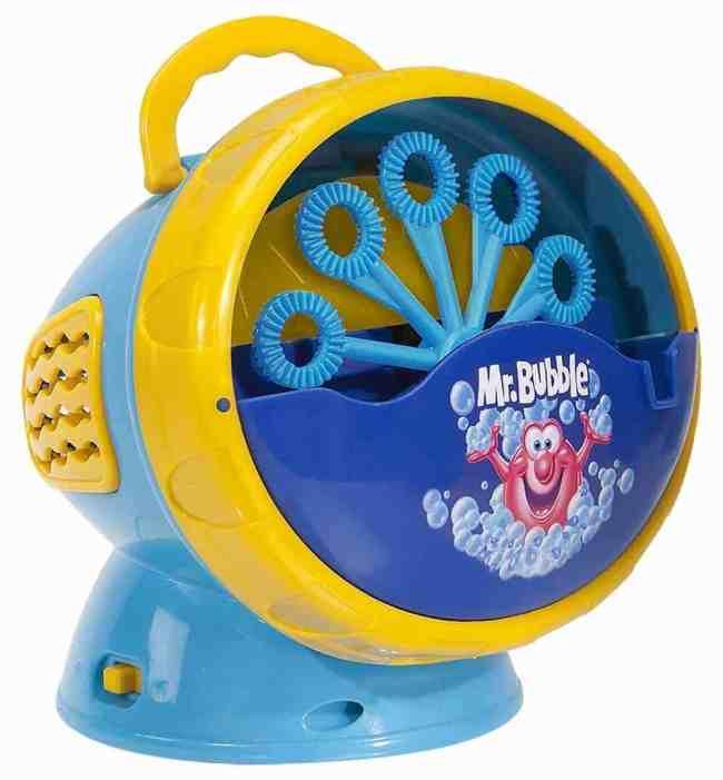 Mr. Bubble Bubble Machine