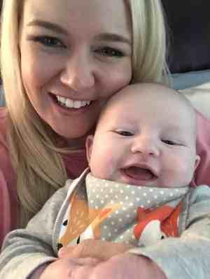 Brooke and Mama