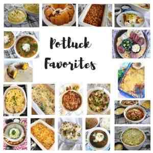 Potluck Favorites 1