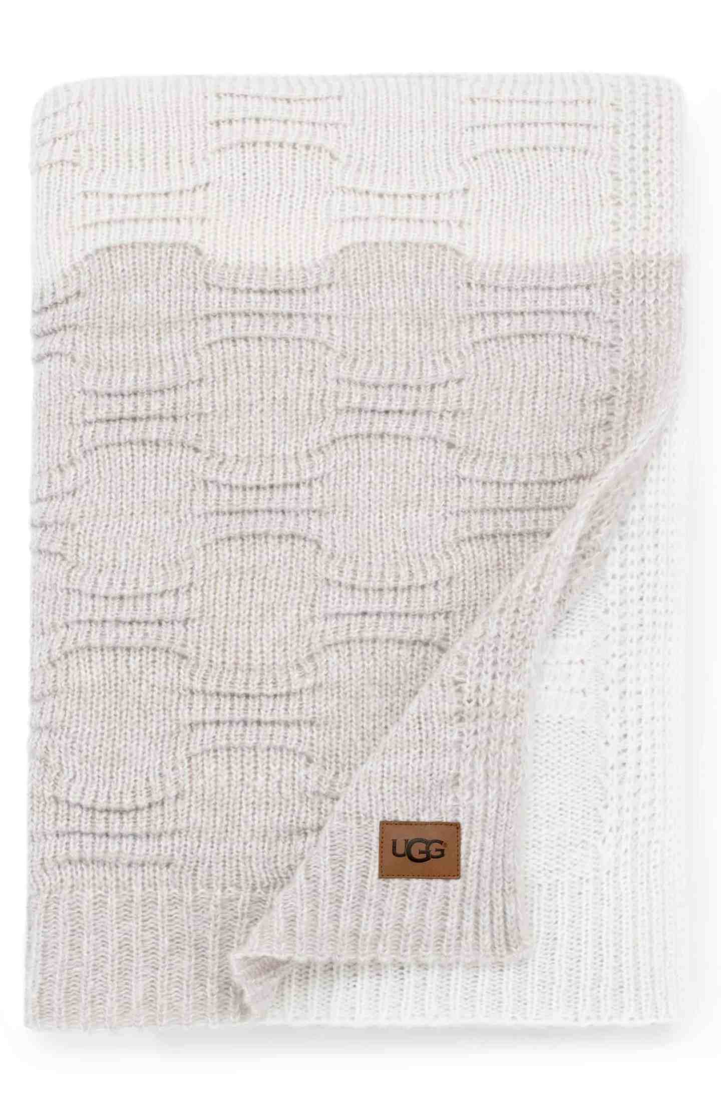 UGG Throw Blanket