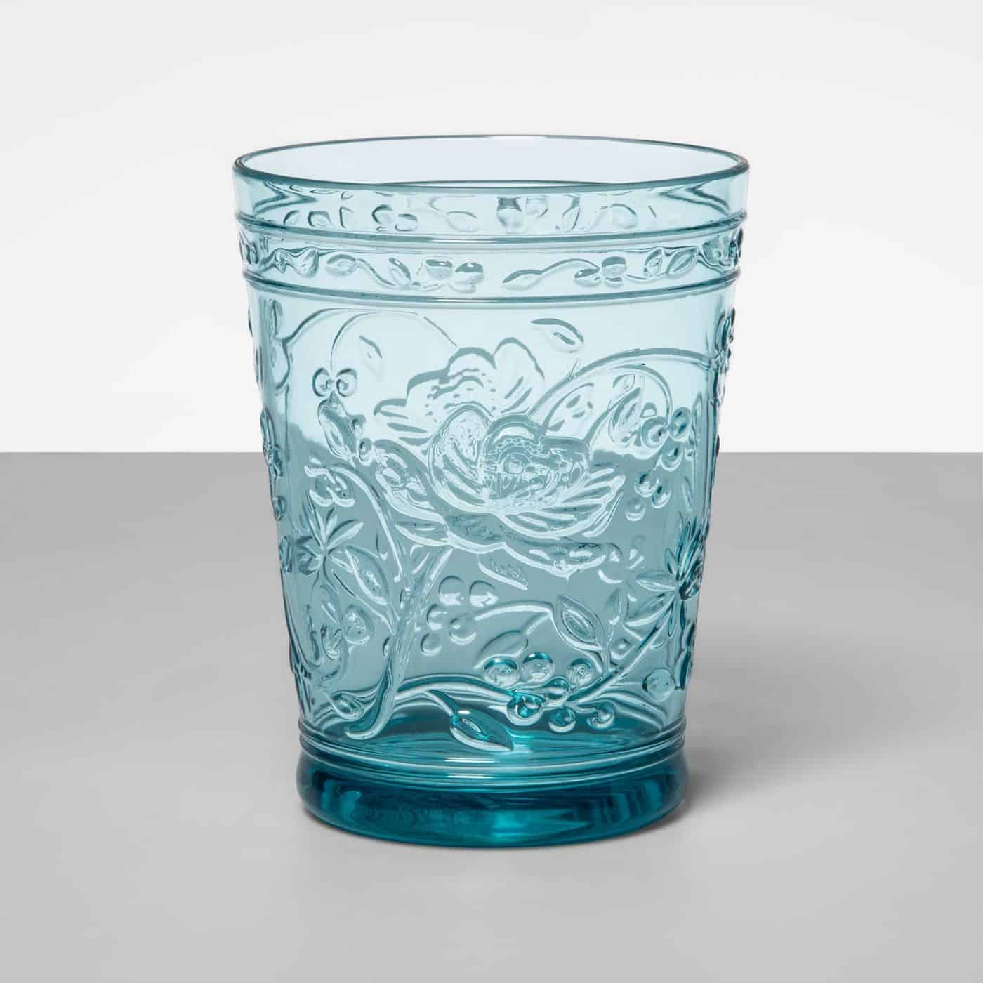 Blue-Tumbler-Glasses