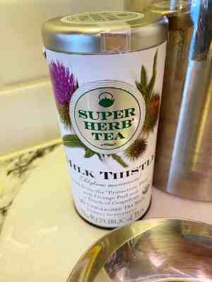 Milk-Thistle-Tea-for-Detox