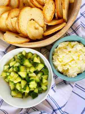 Whipped-Feta-and-Marinated-Cucumbers-3