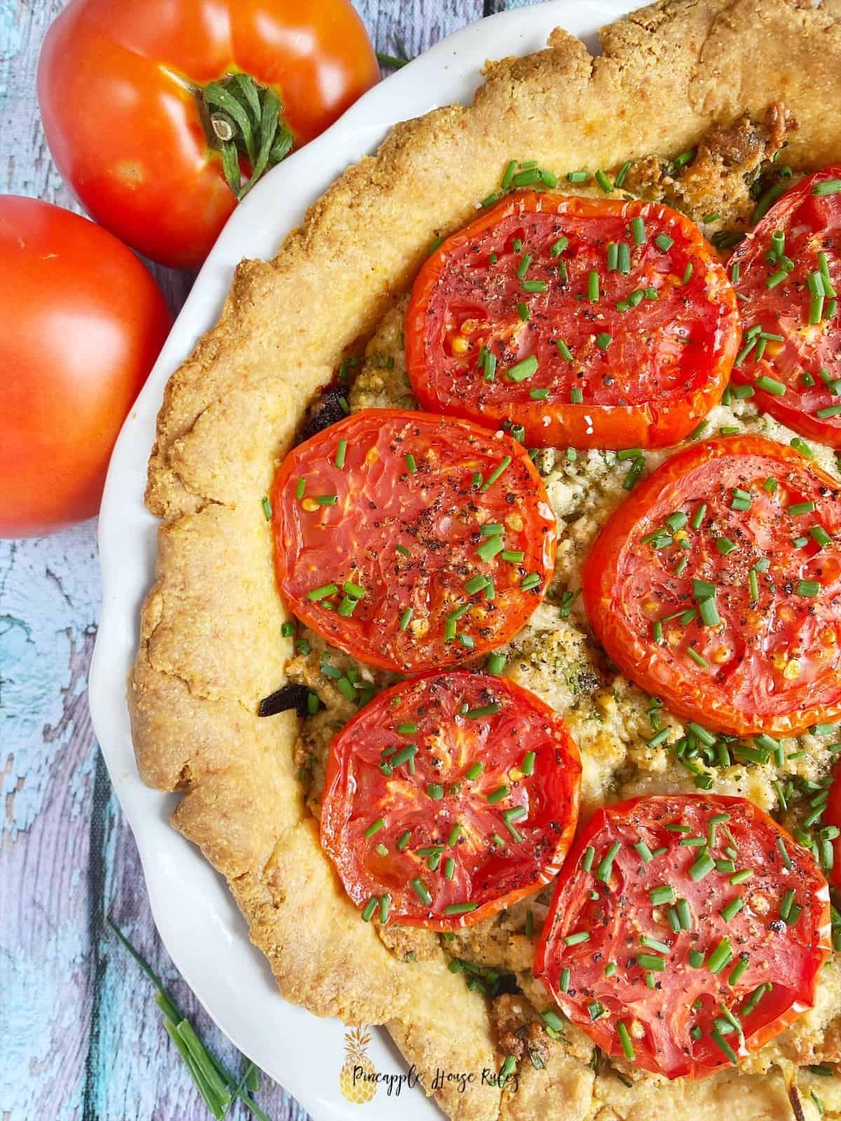 Tomato-Pie-Easy-top