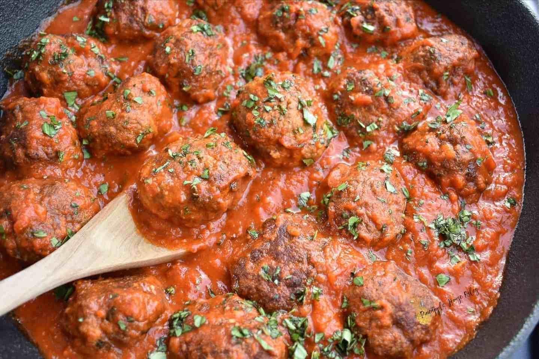 Italian-Meatballs-Easy-Dinner