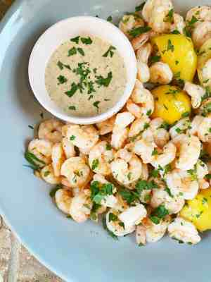 Lemony-Boiled-Shrimp-with-Honey-Mustard-Dipping-Sauce-picture