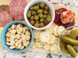 easy-charcuterie-board-with-stuff-you-already-have