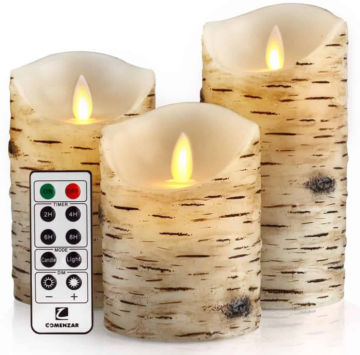 Automatic-Birch-Candles