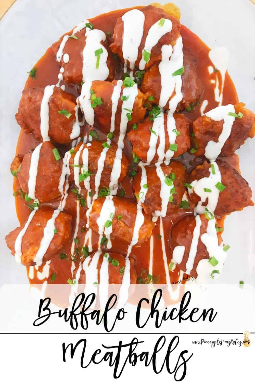 Buffalo-Chicken-Meatballs