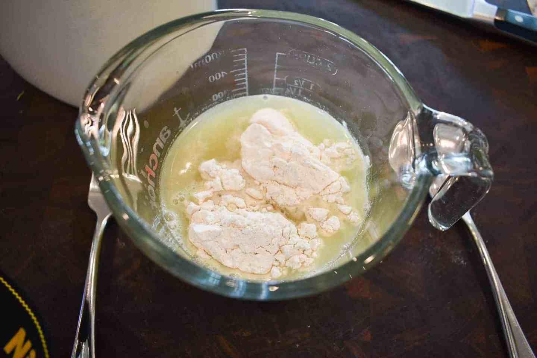 flour-and-chicken-stock-slurry-to-thicken
