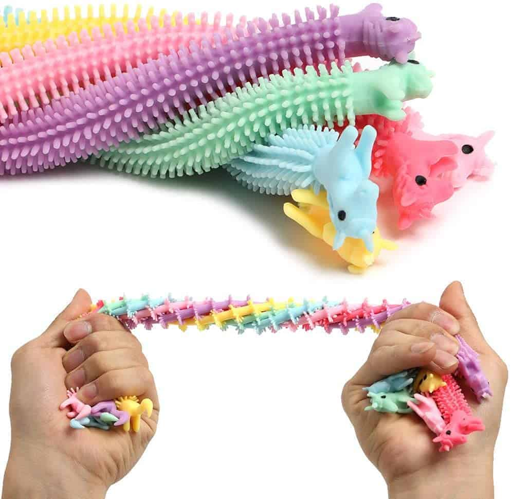 Small-Fish-Sensory-Stretch-Toys