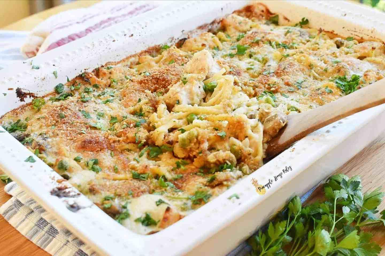 Chicken-Tetrazzini-traditional