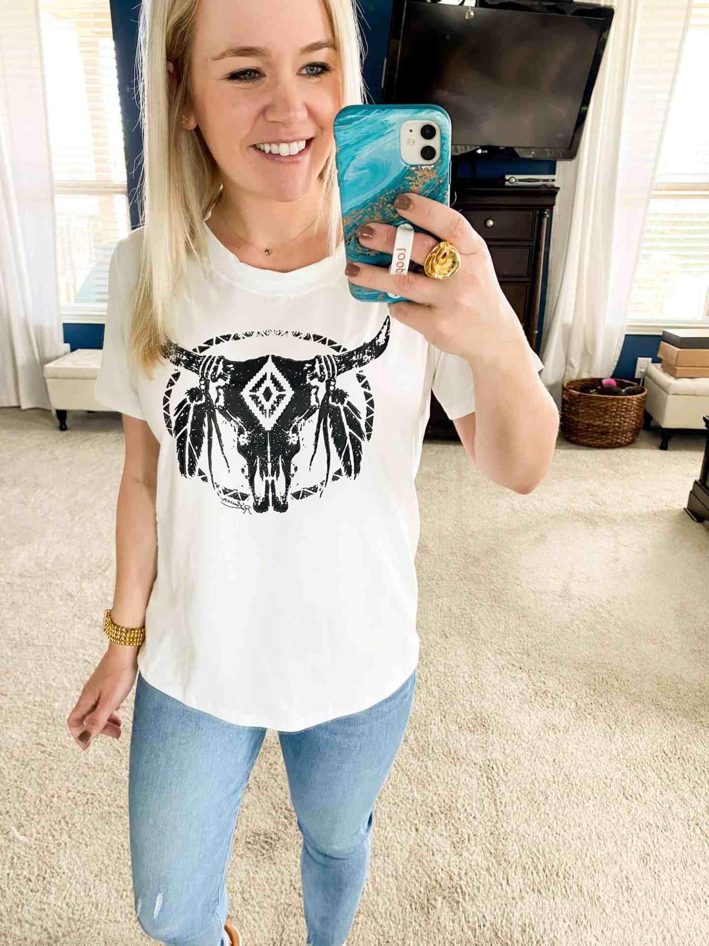 women-skull-amazon-t-shirt