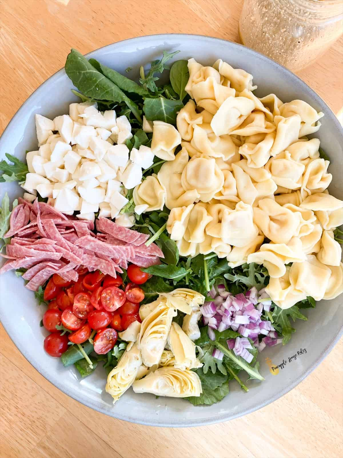 Tortellini-and-Antipasto-Salad-with-Italian-Vinaigrette-2