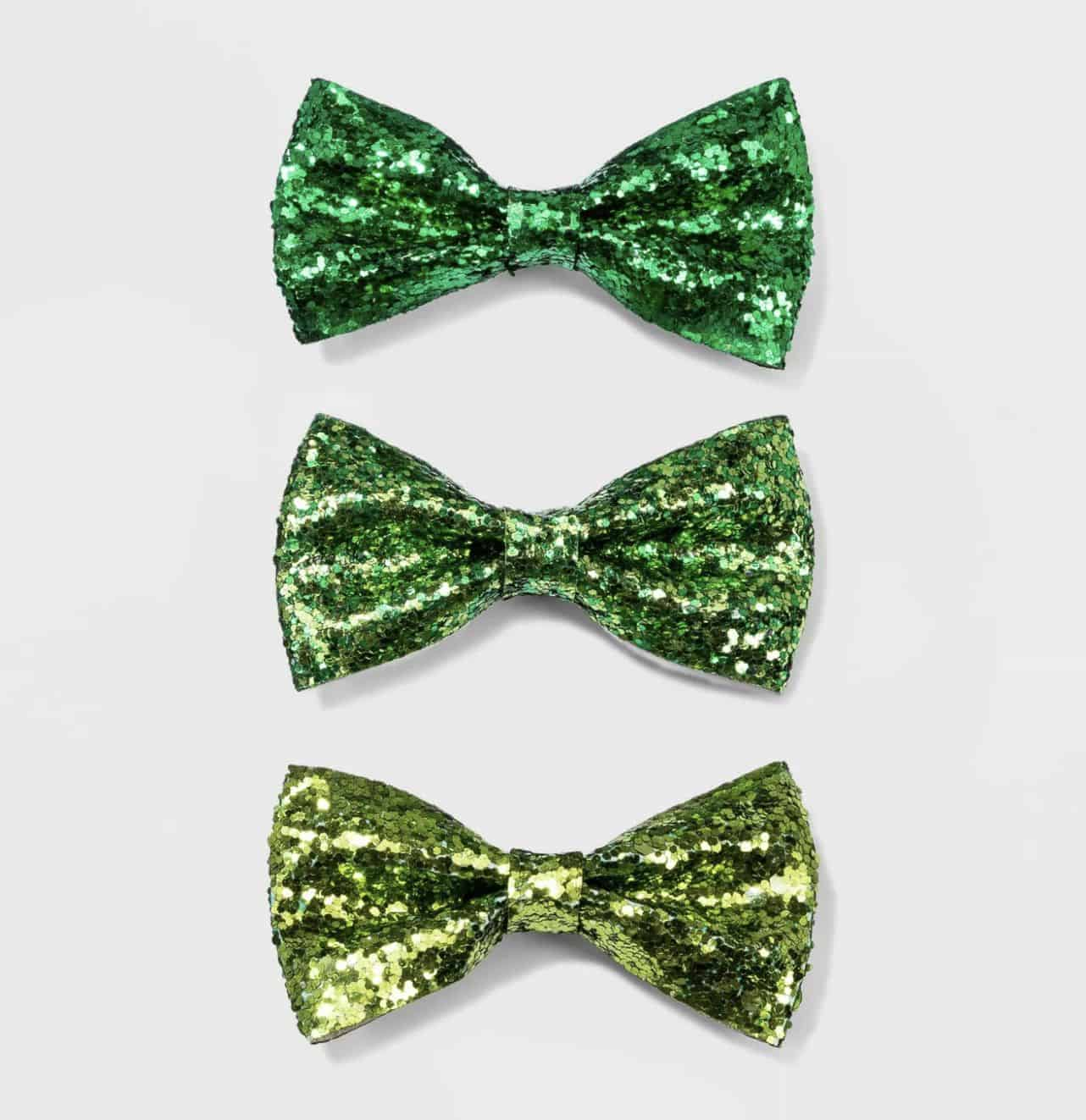 green-bows-girls-st-pattys-day