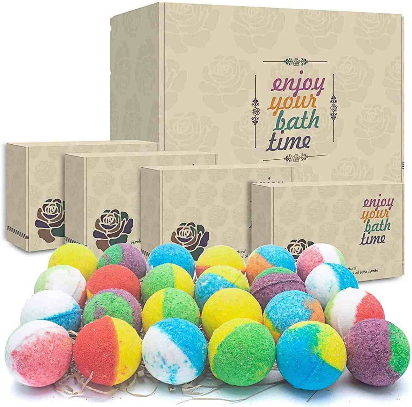 set-of-bath-bombs-gift-ideas-for-moms