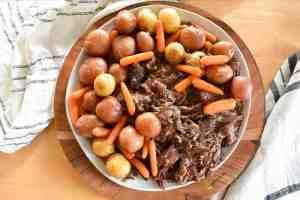 Easy Pot Roast Crock Pot Best Recipe