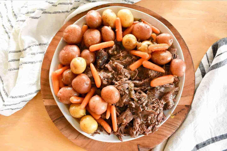 Easy Pot Roast Crock pot