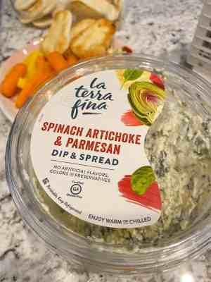costco spinach artichoke dip