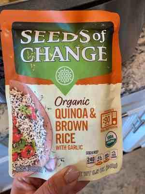 costco quinoa mix