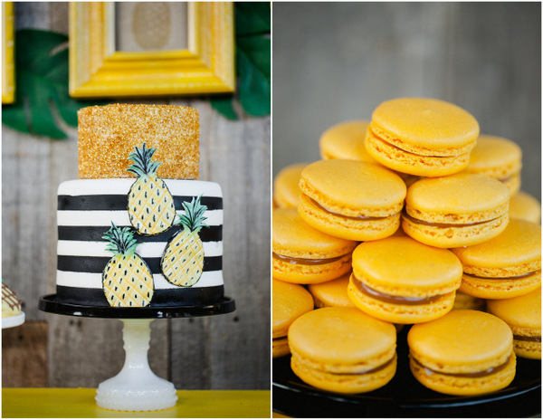 Pineapple Party by Jenny Cookies