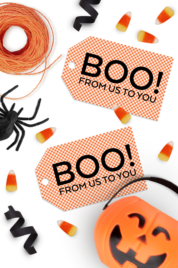 Boo to You Free Halloween Printables by Pineapple Paper Co.
