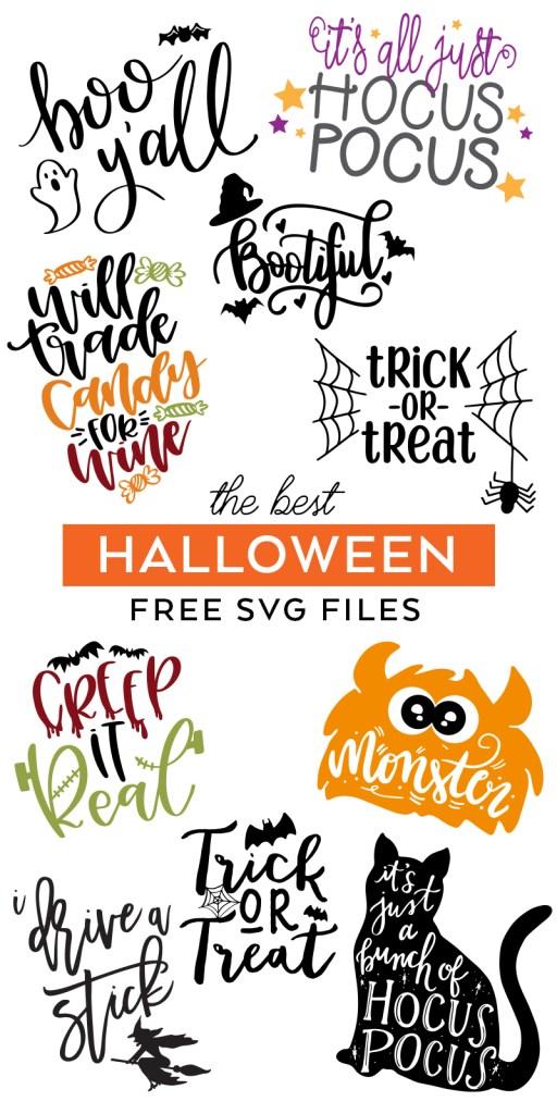 Download FREE Halloween SVG Files - Halloween Files Cricut ...