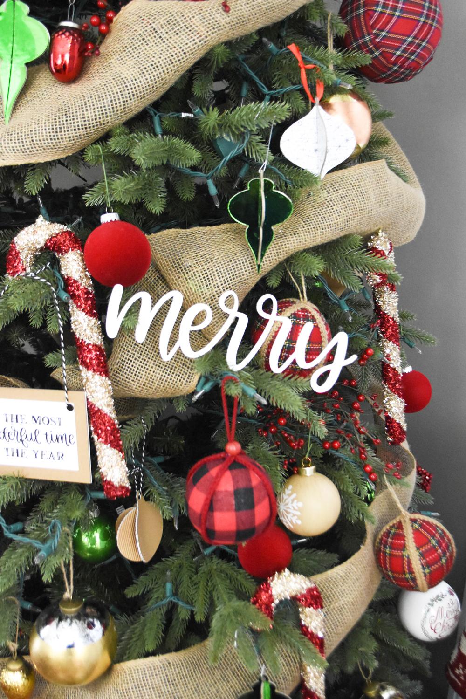 DIY Christmas Tree Ornaments - Cricut Maker - Pineapple ...