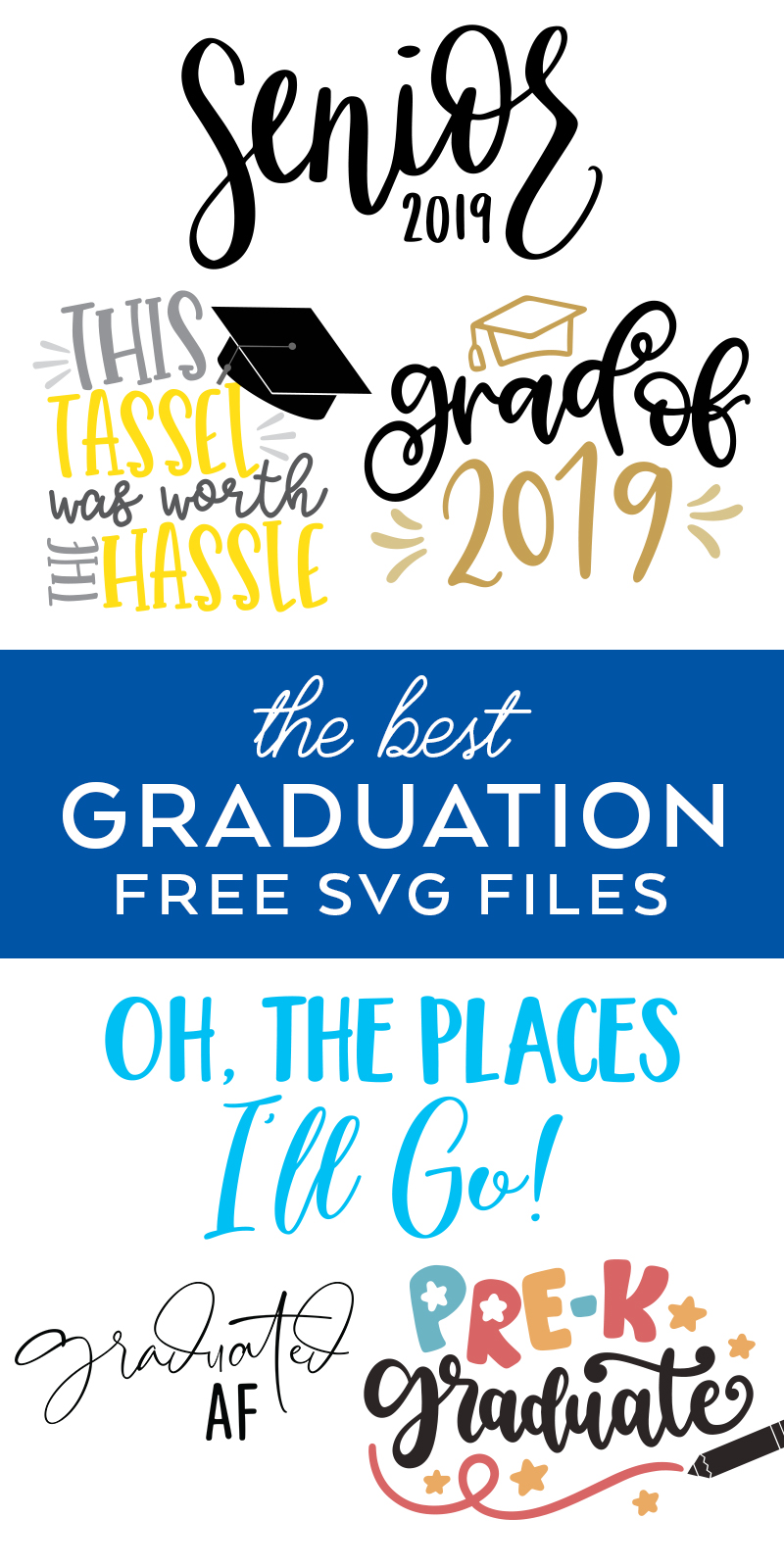 The Best Free Graduation Svg Cut Files Pineapple Paper Co