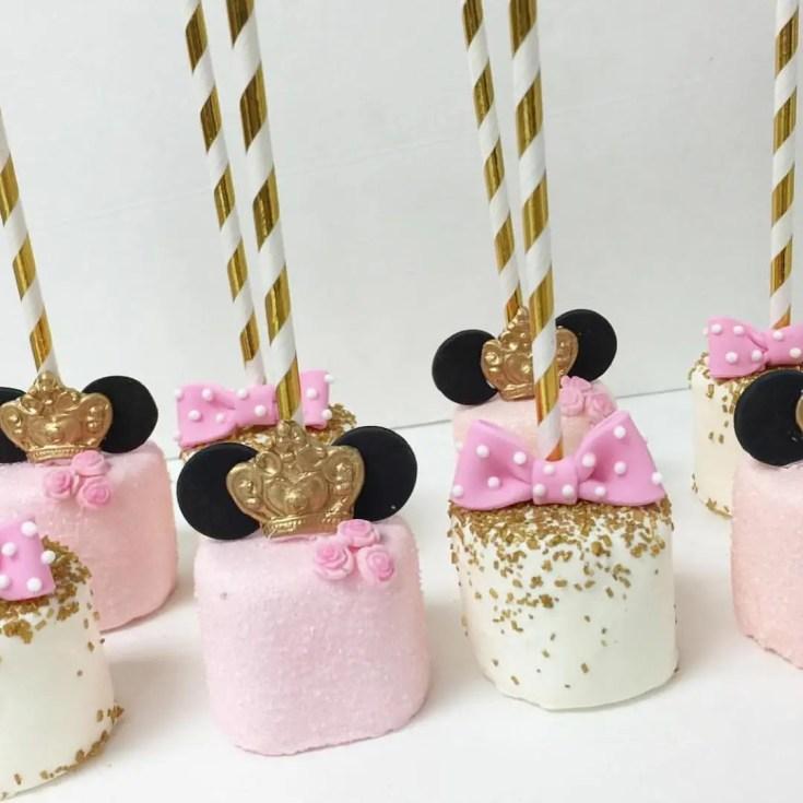 Minnie Mouse Pop Favors