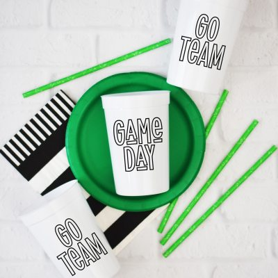 Free Game Day Football SVG Cut Files