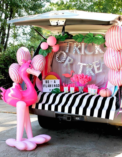 35 Amazing Trunk Or Treat Ideas Pineapple Paper Co