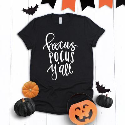 Hocus Pocus Y'all Shirt + FREE SVG Cut File