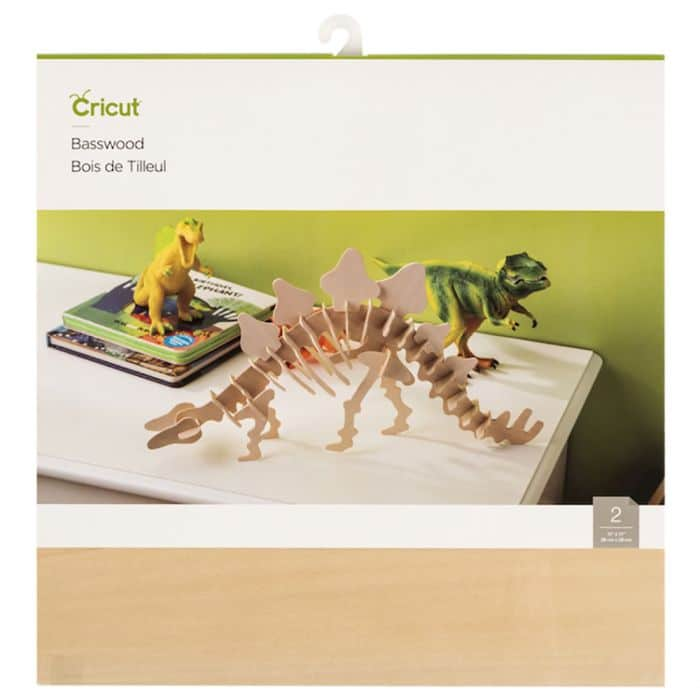 Cricut Basswood in the Cricut Holiday Gift Guide by Pineapple Paper Co.